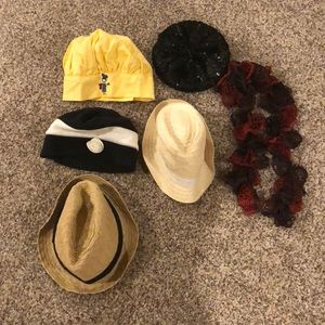 Other - Children's hats & scarf